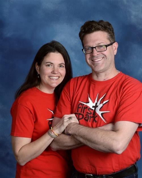 Greg and Melissa Hardison